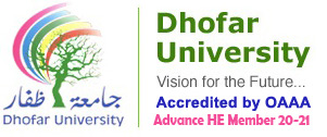 Department of Civil & Environmental Engineering | Dhofar University