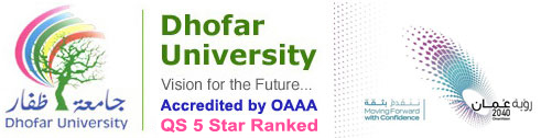 Department Chairpersons | Dhofar University